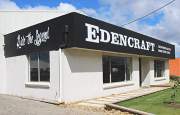 Edencraft International administration office exterior